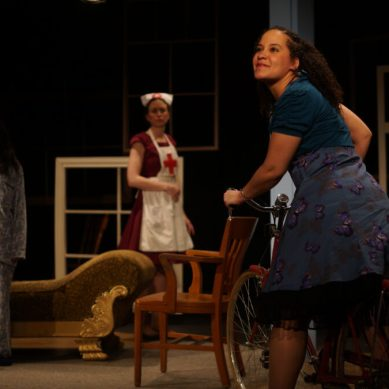 "Review | ""Melancholy Play"" at Organic Theater Company"