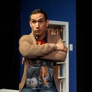 "Review ""Buyer & Cellar"" at Pride Films and Plays"