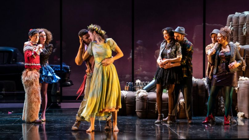 """Review: """"The Winter's Tale"""" at Goodman Theatre"""