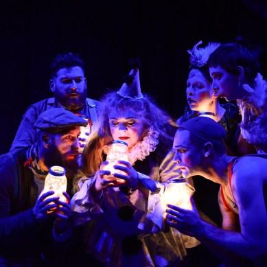 "Porchlight Announces Cast for Ruffians' ""Burning Bluebeard"""