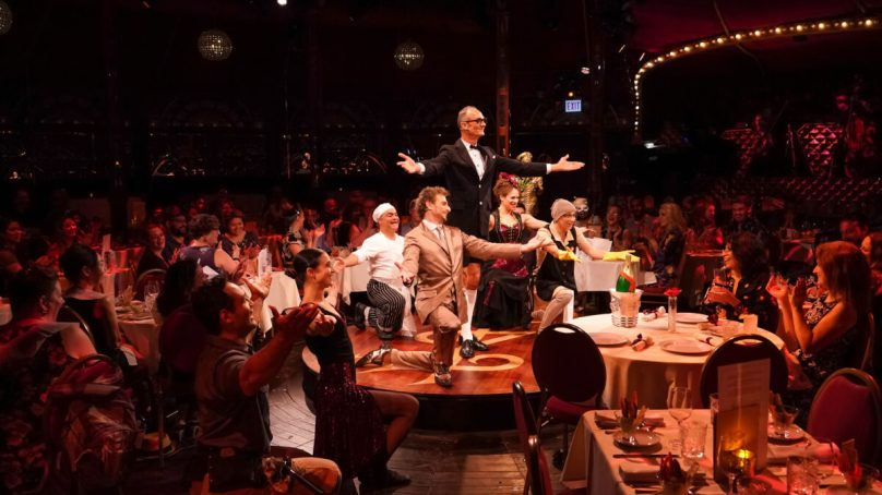 Review | LOVE, CHAOS,& DINNER at Teatro ZinZanni