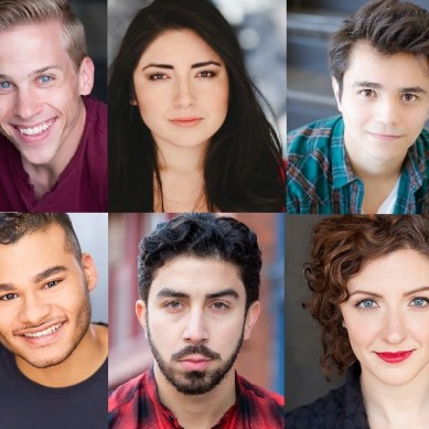 Theo Ubique Announces HELLO AGAIN Cast and Crew