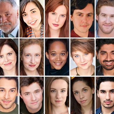 Promethean Announces BLUE STOCKINGS Cast and Production Team
