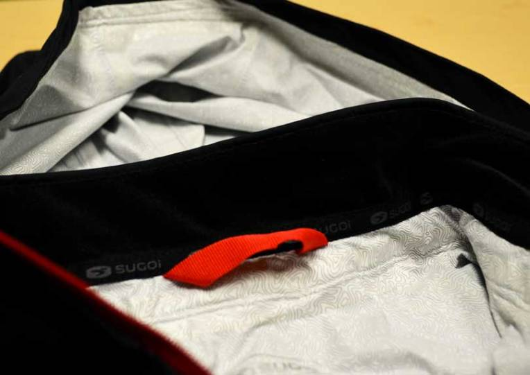 Polartec NeoShell laminate is the most breathable waterproof material available