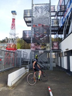 Apparently Ridley sponsors the goings on at Zolder