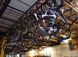Loaner bikes for the