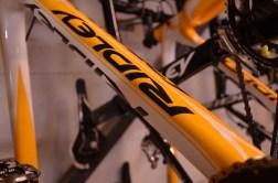 Ridley X-Night is the race bike of choice