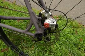 Avid disc brakes for dependable stopping power