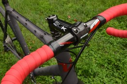 FSA SL-K stem and Energy handlebars