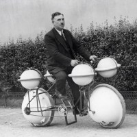 10 Unique Bicycles Throughout History