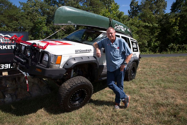 Griffith prepped and ready to tackle 36 Hours of Uwharrie event