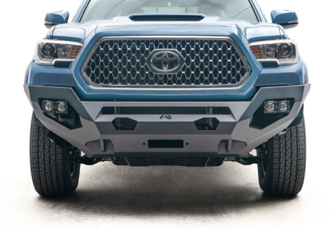 Fab Four Matrix Front Bumper for Toyota Tacoma