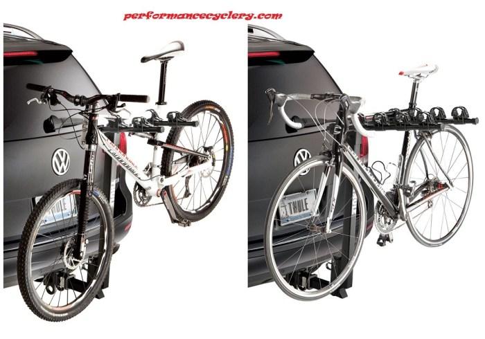 Thule Parkway 2-Bike Hitch Carrier Rack