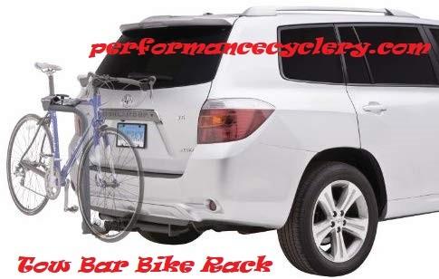 Tow Bar Bike Rack