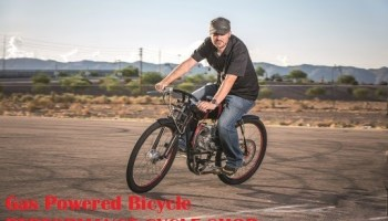 gas powered bicycle 2 - Motor Bicycles in 2020