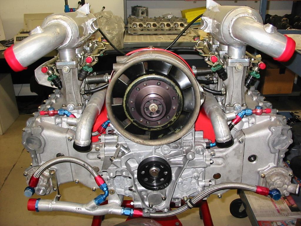 Porsche 956 Engine Rebuild Performancedevelopments