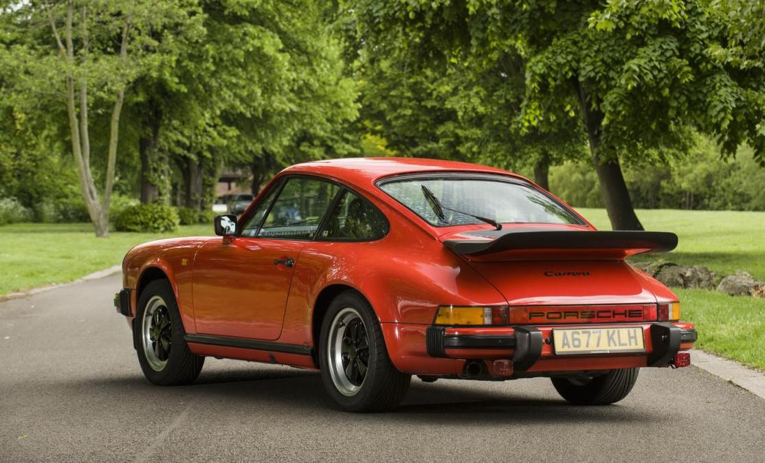 For Sale 1984 Porsche 911 Owned By James May