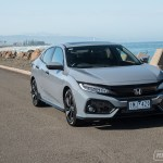 2018 Honda Civic Rs Hatch Review Performancedrive