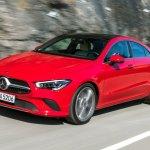 2020 Mercedes Benz Cla 200 Now On Sale In Australia Performancedrive