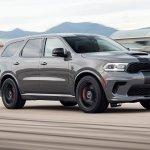 2021 Dodge Durango Srt Hellcat Debuts Most Powerful Suv Ever Performancedrive