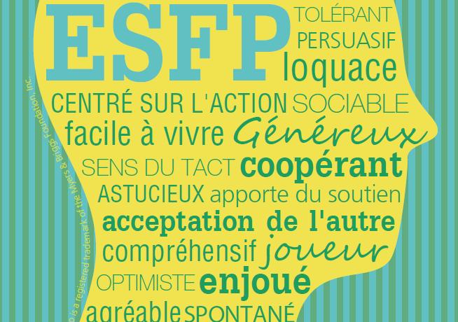 Profil MBTI type ESFJ - Performance et Coaching - Pierre Cochat coach certifié MBTI