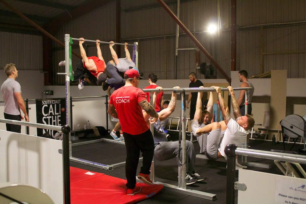 performance fitness gym eastbourne hanging frmes