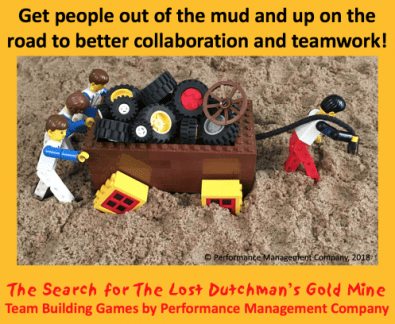 Team Building with Lost Dutchman's Gold Mine