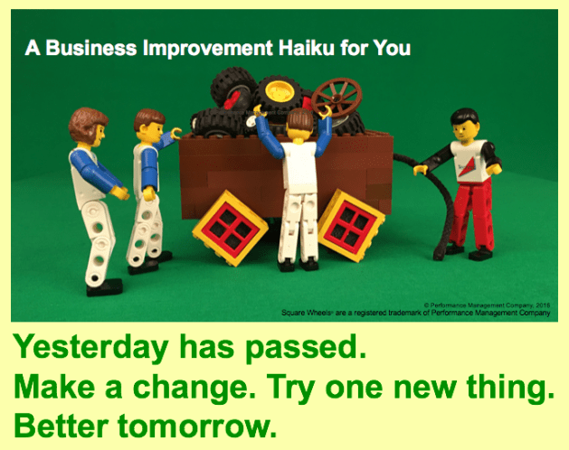 haiku Better Tomorrow