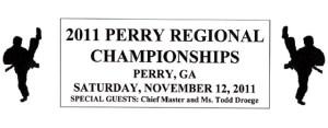 ATA Tournament Perry, GA LOGO