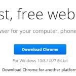 Download Google Chrome 64 bit