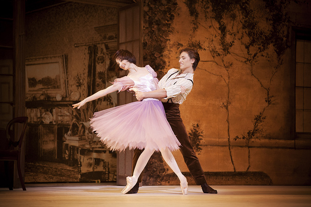 Alice's Adventures in Wonderland at the Royal Opera House