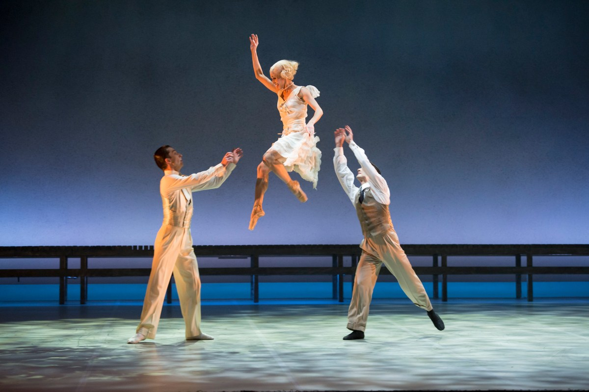 Northern Ballet's The Great Gatsby at Sadler's Wells