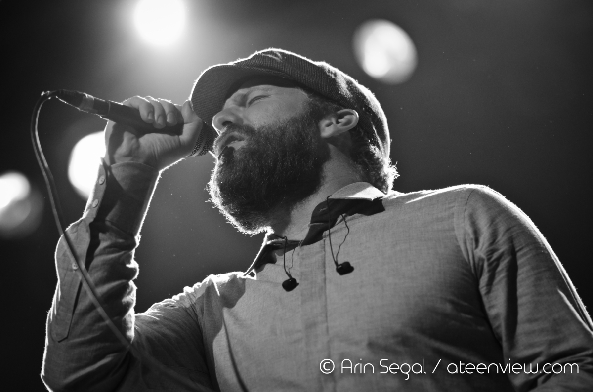 Alex Clare at Somerset House Summer Series