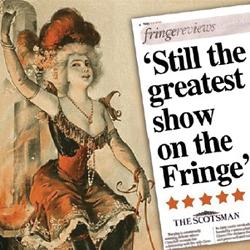 La Clique at Edinburgh Fringe