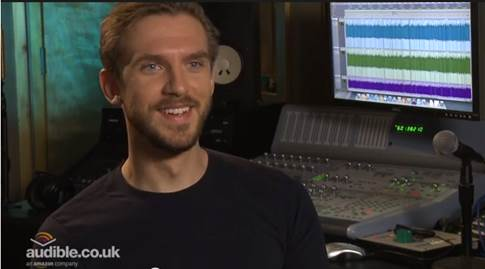 Dan Stevens on Narrating the Latest Edition of Frankenstein