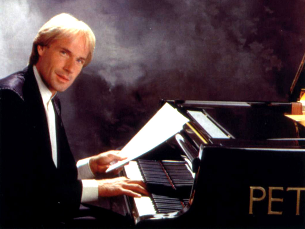 An interview with Richard Clayderman