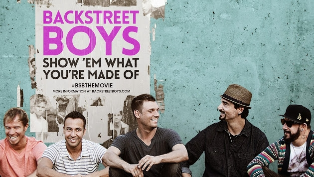 Film Review: Show 'Em What You're Made Of, The Backstreet Boys