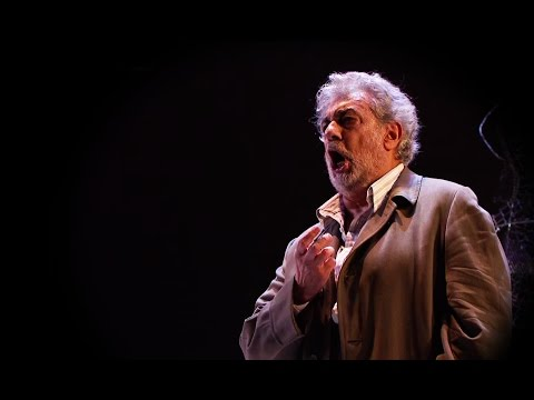 Nabucco with Placido Domingo at the Royal Opera House
