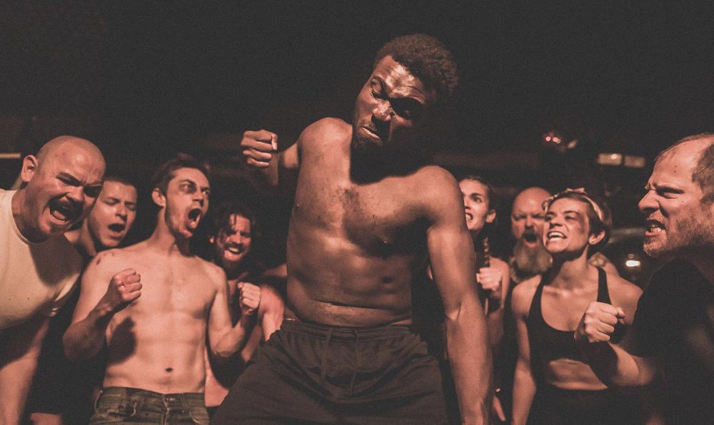secret theatre project mayhem fight club