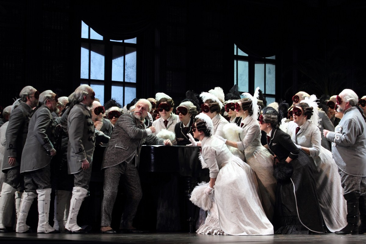 In review: The Queen of Spades at the Royal Opera House