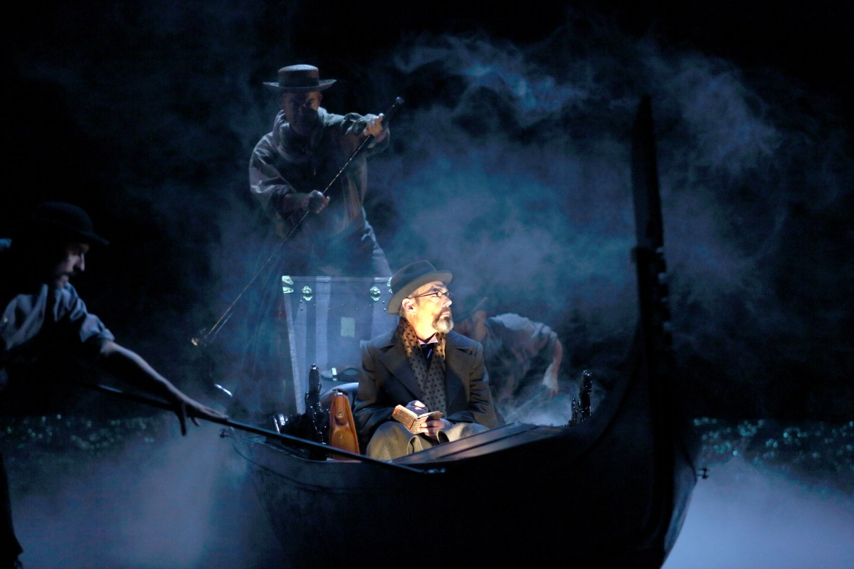 Death in Venice, Royal Opera House review