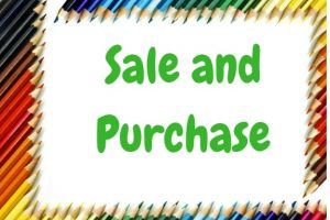 Sale and Purchase