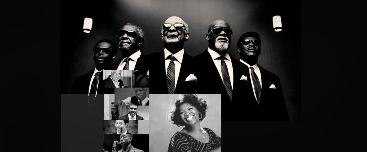 Irma Thomas, The Blind Boys of Alabama, Preservation Hall Legacy Quintet