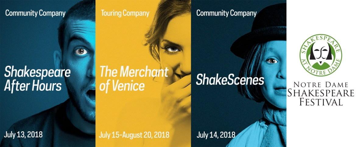 Shakespeare at Notre Dame 18-19