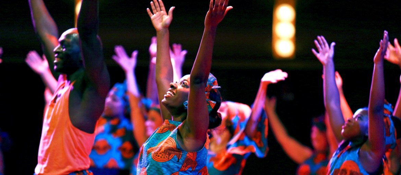 Uzima African Dance and Drum