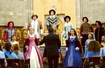 Palo Alto High School Madrigal Singers- Spain Concert Tour 2014