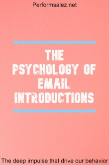 Sales Introduction Email