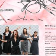 Amy X Neuburg