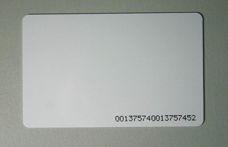 carte RFID 125 KHZ EN TUNISIE