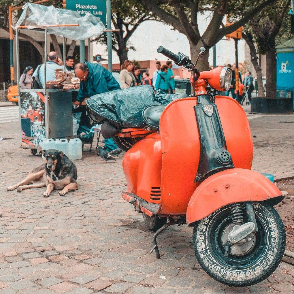 streetlife córdoba Argentina
